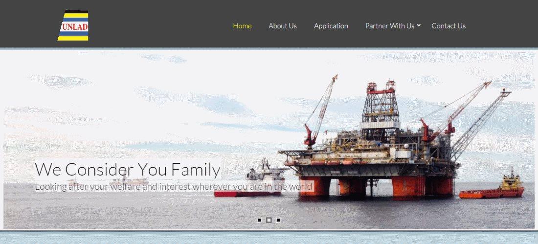 Web Design Project - Unlad